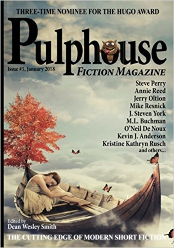 Book Cover: Pulphouse #1