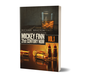 Book Cover: Mickey Finn Vol. 1: 21st Century Noir