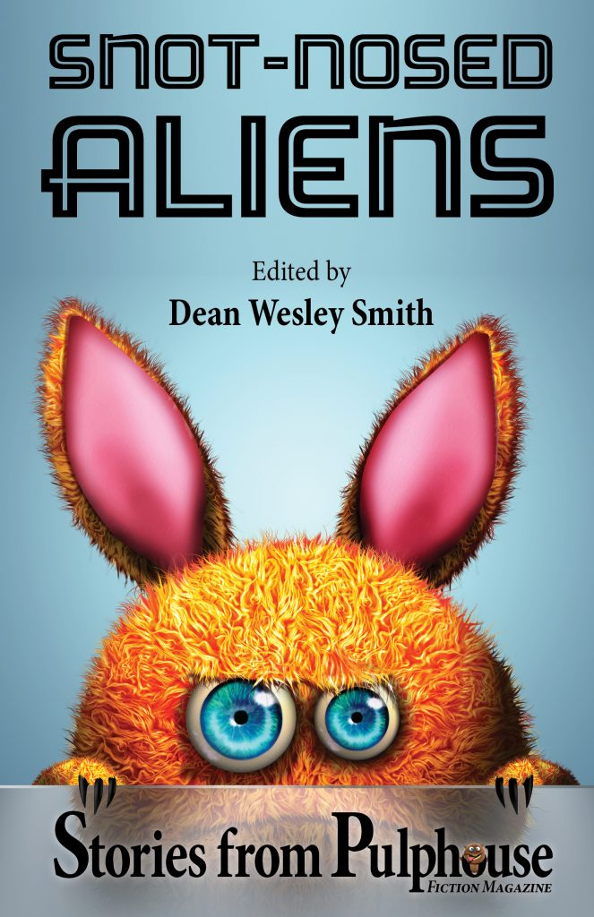 Book Cover: Snot-Nosed Aliens