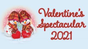 Book Cover: Valentine's Spectacular 2021