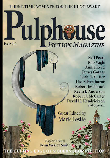 Book Cover: Pulphouse #10