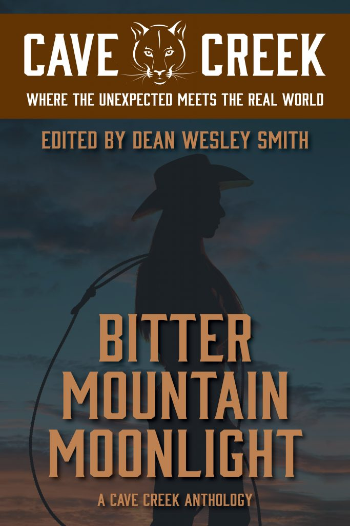Book Cover: Bitter Mountain Moonlight: A Cave Creek Anthology
