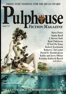 Book Cover: Pulphouse 11