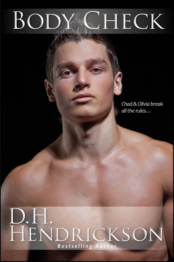 Book Cover: Body Check