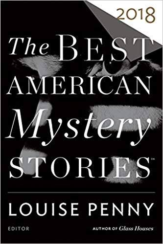 Book Cover: Best American Mystery Stories 2018