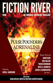 Book Cover: Fiction River: Pulse Pounders: Adrenaline