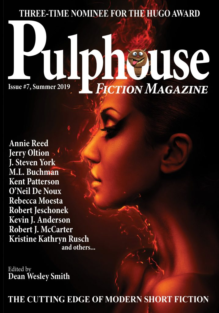 Book Cover: Pulphouse 7
