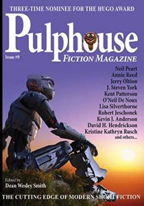 Book Cover: Pulphouse #9