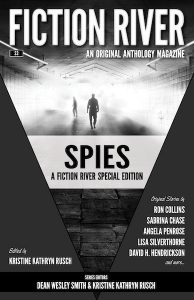 Book Cover: Fiction River Special Edition: Spies