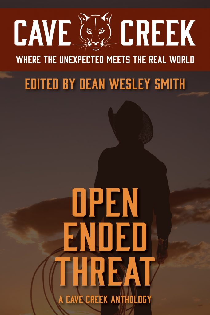 Book Cover: Open Ended Threat: A Cave Creek Anthology