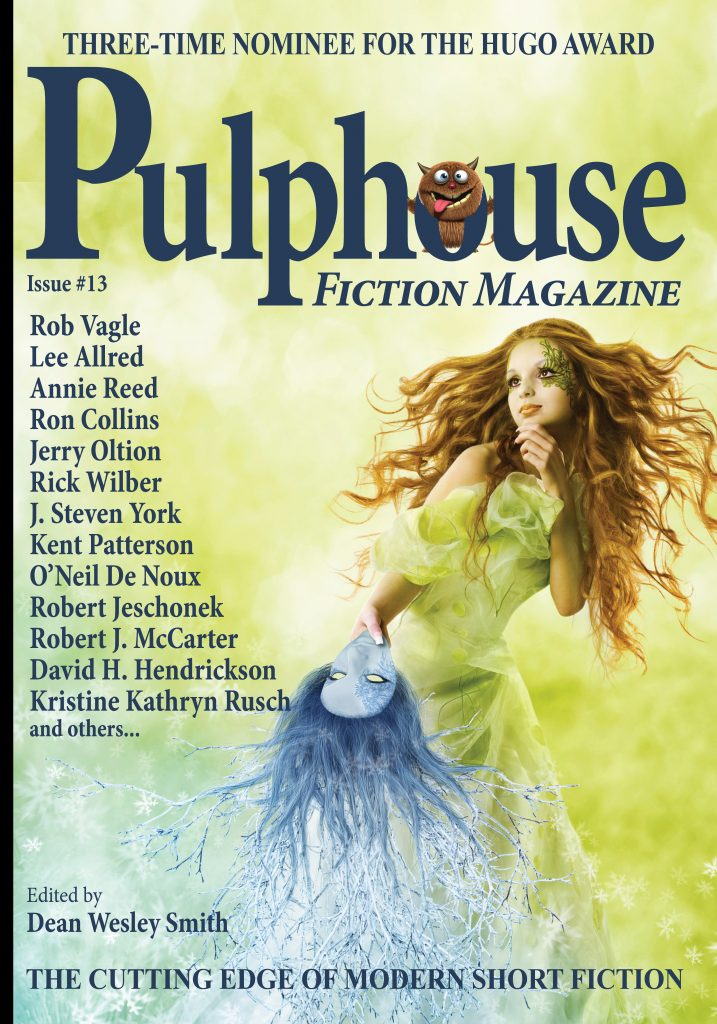 Book Cover: Pulphouse 13
